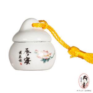 【戴春林】MINI陶瓷系列 唇蜜 #桃紅 4g