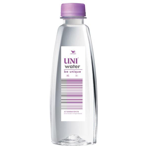 UNI water純水 330ml*團購*24入【康是美】