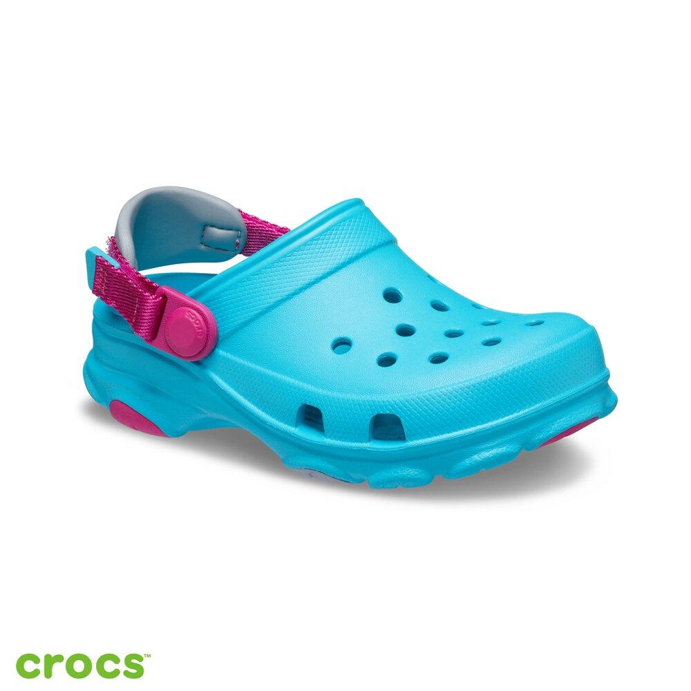 Crocs卡駱馳 (童鞋) 經典特林All Terrain小克駱格-207011-4SL