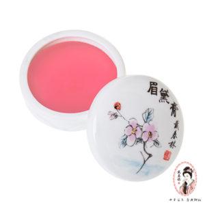 【戴春林】蓮花瓷瓶眉黛膏 #206燦爛櫻花
