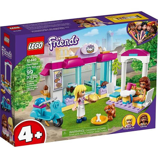 樂高積木 LEGO《 LT41440》Friends 姊妹淘系列 - 心湖城麵包店 / JOYBUS玩具百貨
