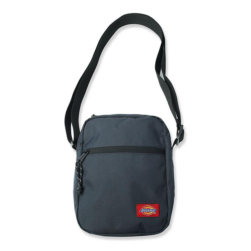 【DICKIES】韓國限定 DMR5UBSC512 Quick Pocket Bag 小型 防潑水 側背包 (灰色)