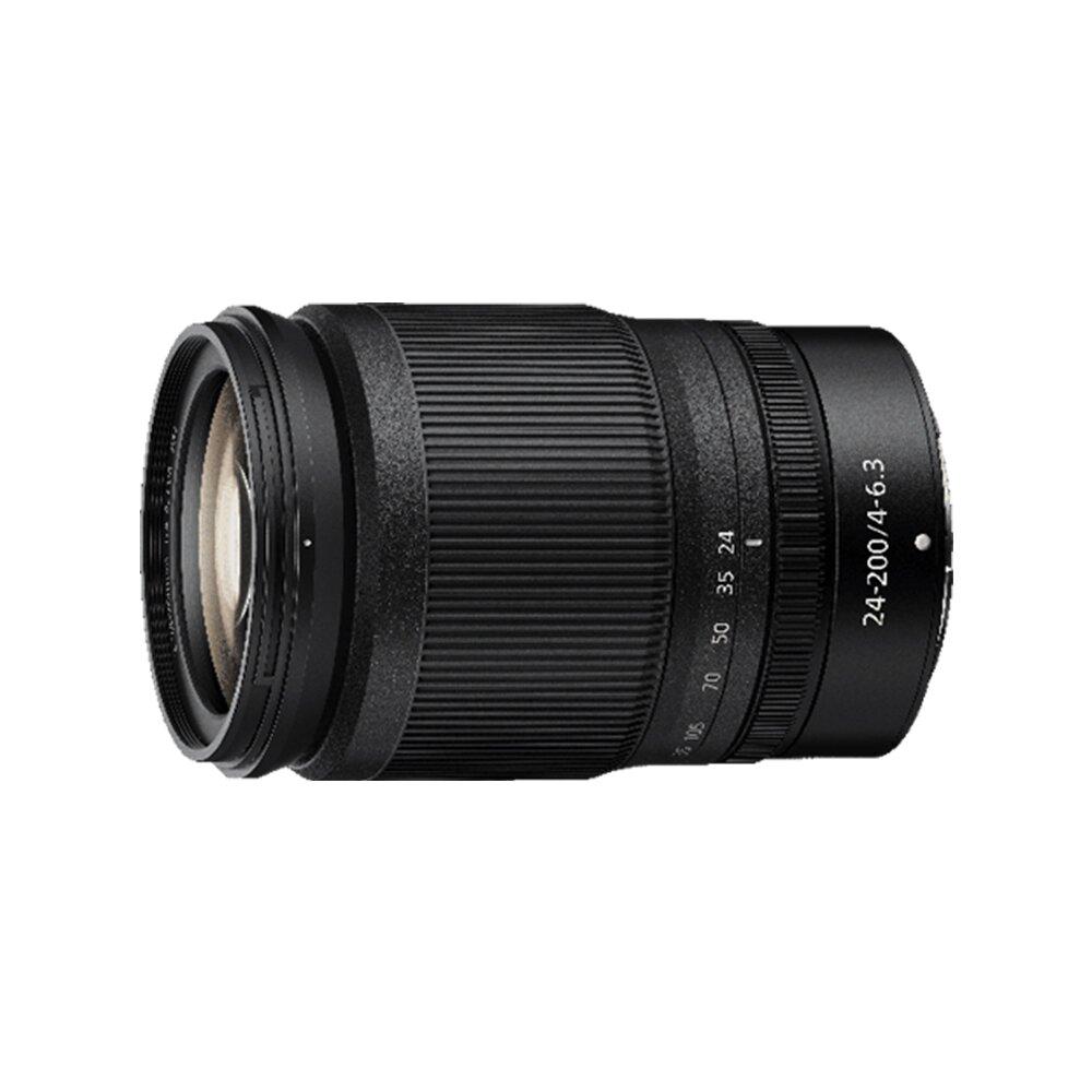 Nikon NIKKOR Z 24-200mm F4-6.3 VR 廣角望遠變焦鏡頭 (公司貨)