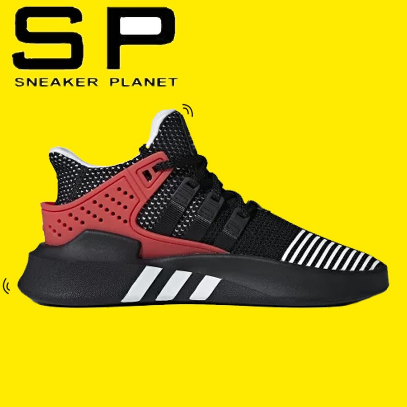Adidas 愛迪達 女鞋 EQT BASK ADV 三葉草 男鞋 跑步鞋 休閑鞋 情侶鞋 運動鞋 慢跑鞋 AQ1013