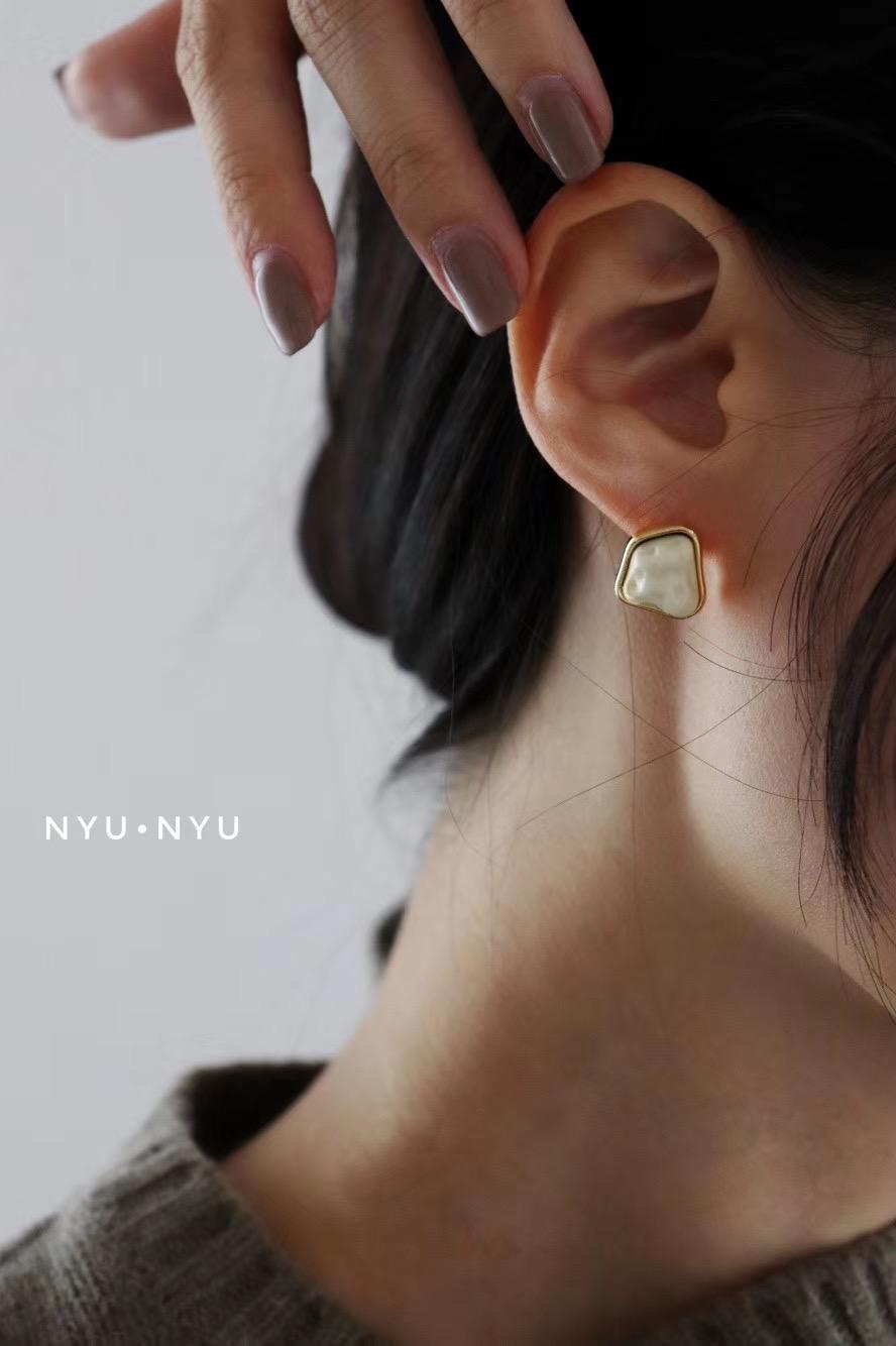 Chemistry_Girls - 韓國 耳環 (三色)