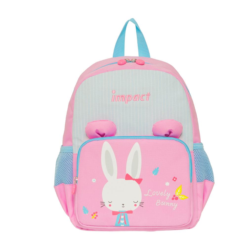 《新品》【IMPACT】小兔-後背包(中)-粉紅色 IMQ0001PK (IMKS)