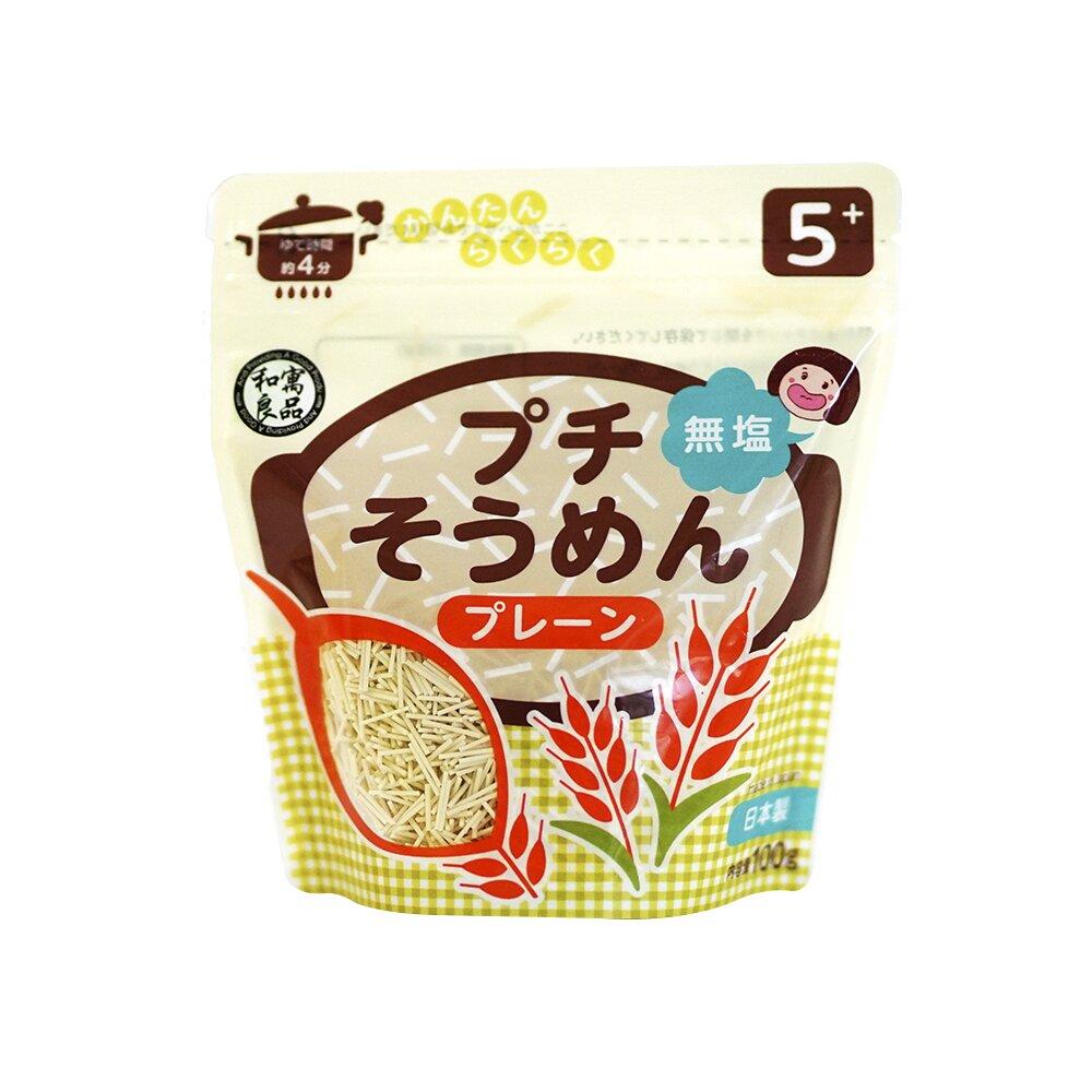 日本和寓良品 寶寶原味細麵(5M)