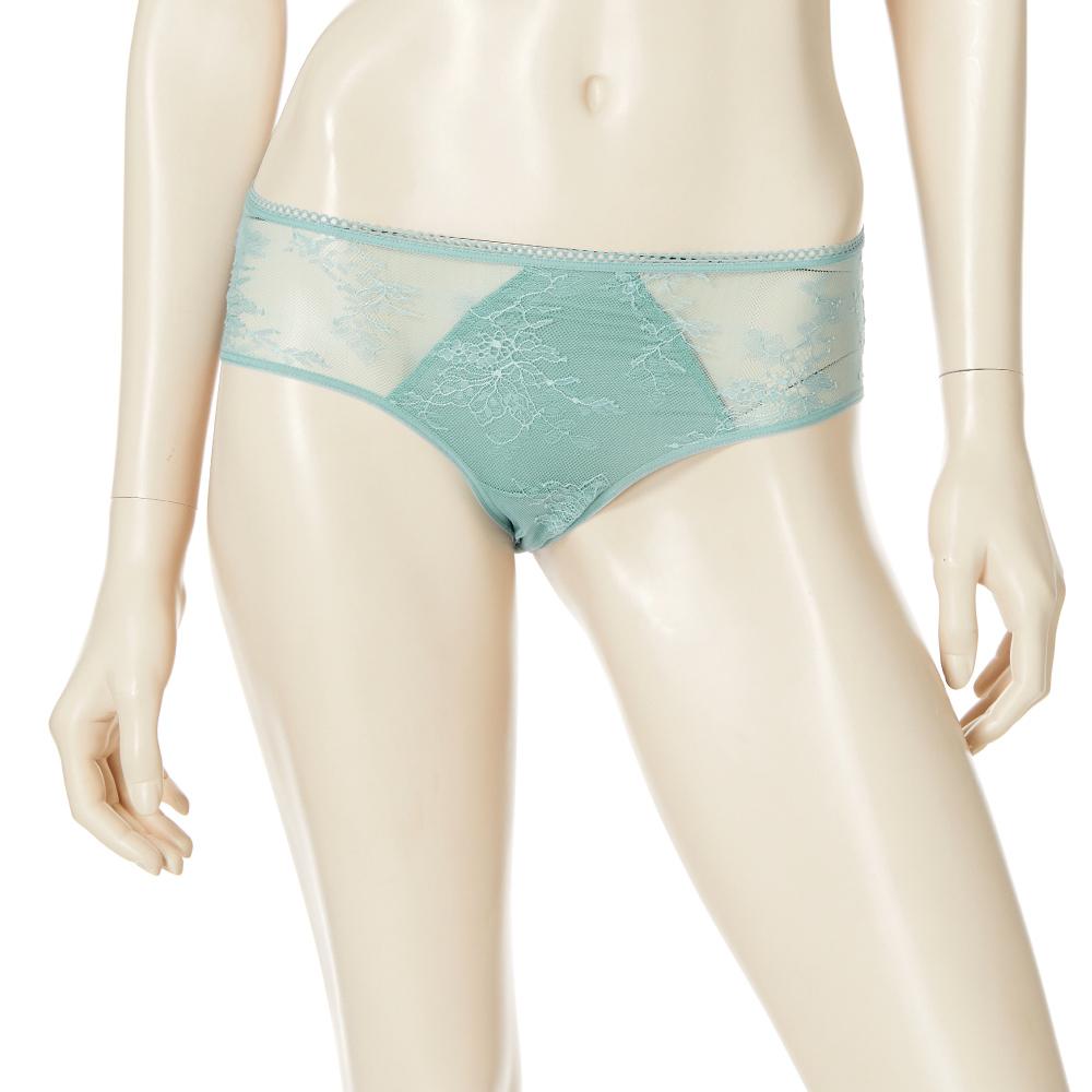 $599獨賣❙Aura>平口褲>XS-M>人魚藍(49D4)【Passionata】
