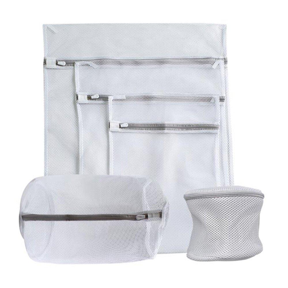 DL 家庭5件式洗衣網(大/中/小/圓柱/內衣) A463044