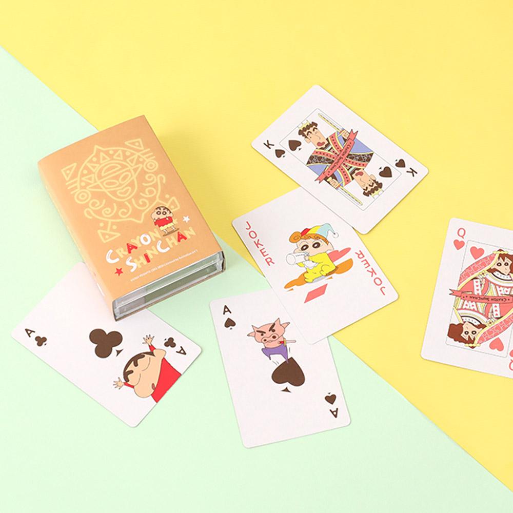 《蠟筆小新》正版授權 動感超人夢幻之卡撲克牌 No.99 99號金卡 禮品 收藏