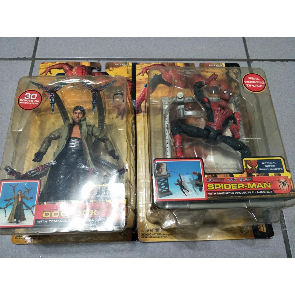 marvel legends Spider-Man2 電影 蜘蛛人2 章魚博士 ToyBiz hot toys
