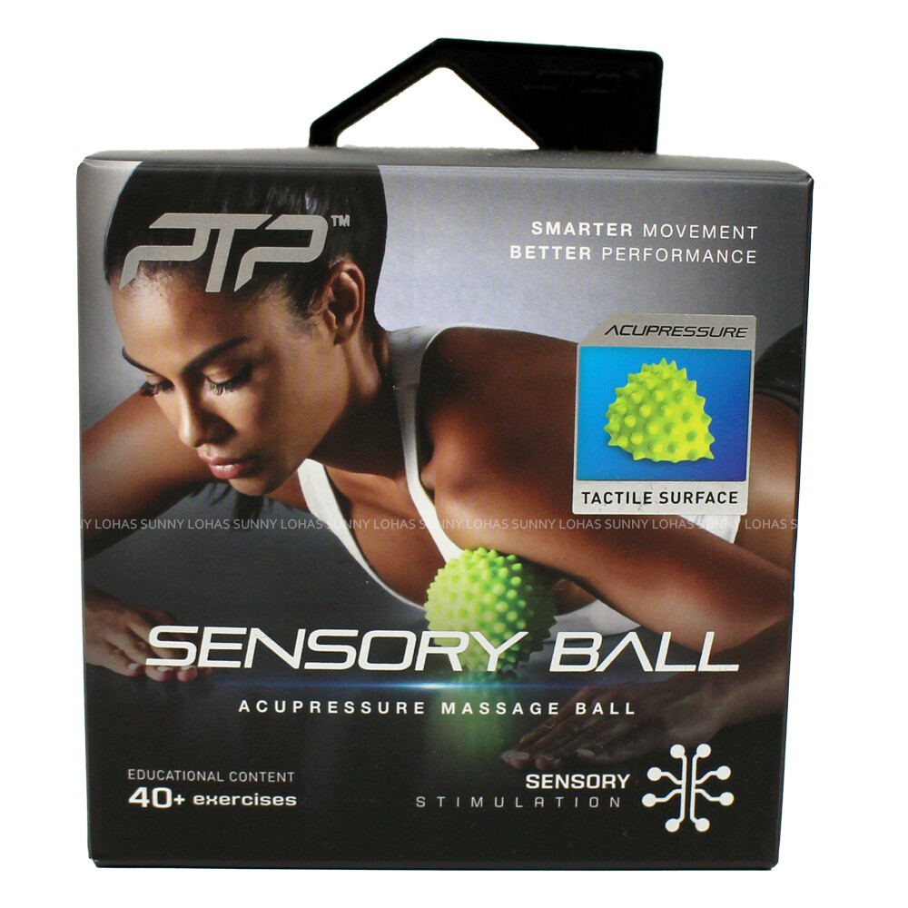 (c2) ptp 運動舒緩 指壓按摩球 sensory ball pp-sensory-ball