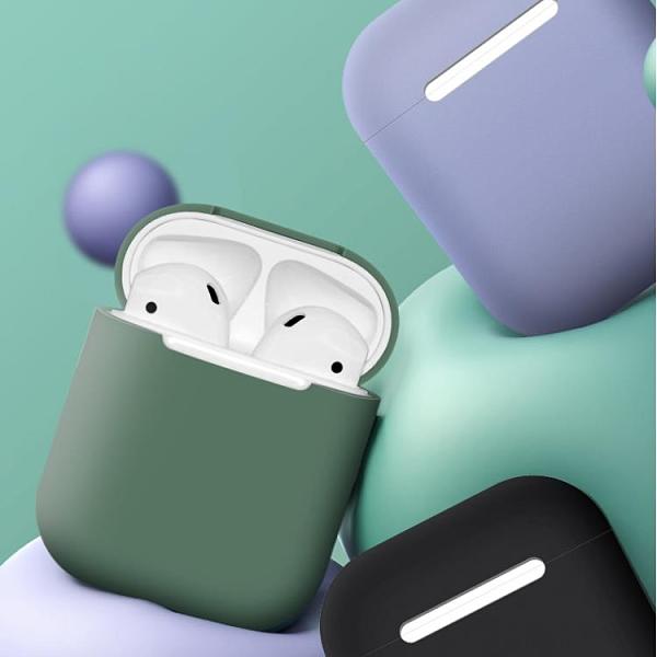 airpods2二代保護套airpodspro耳機套適用蘋果藍牙無線耳機充電盒