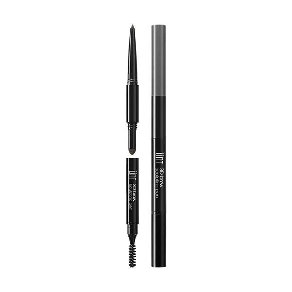 完美持色3D眉彩筆 可可灰(BR10)