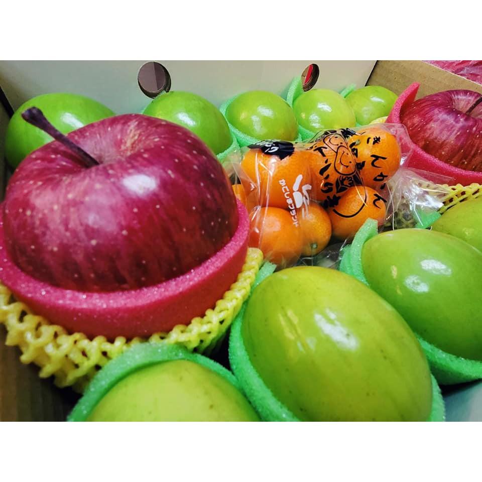 台日混搭 新春精緻水果禮盒