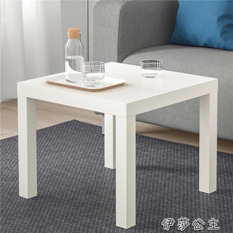 小茶几 小方桌簡約臥室飄窗家用矮桌迷你正方形陽臺創意簡易小桌子茶幾YYJ