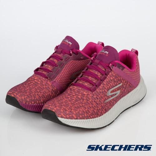 SKECHERS 女 慢跑系列 GO RUN FORZA 3 - 15206PNK