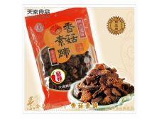 【天素】香菇素蹄-辣味 200g / 包 (蛋素食)