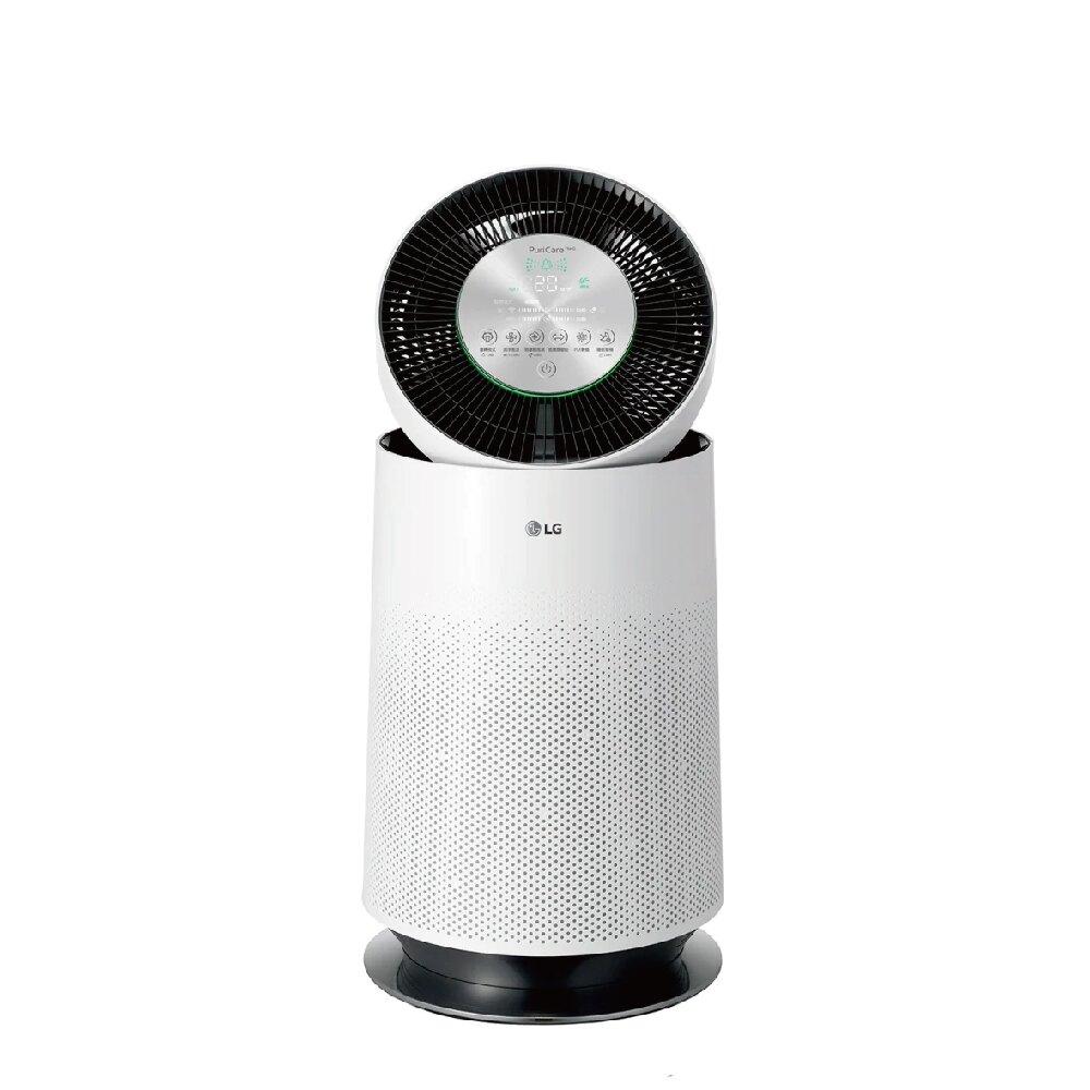 ★APP領券現折300【樂金LG】PuriCare 360空氣清淨機 HEPA 13版(AS651DWH0)