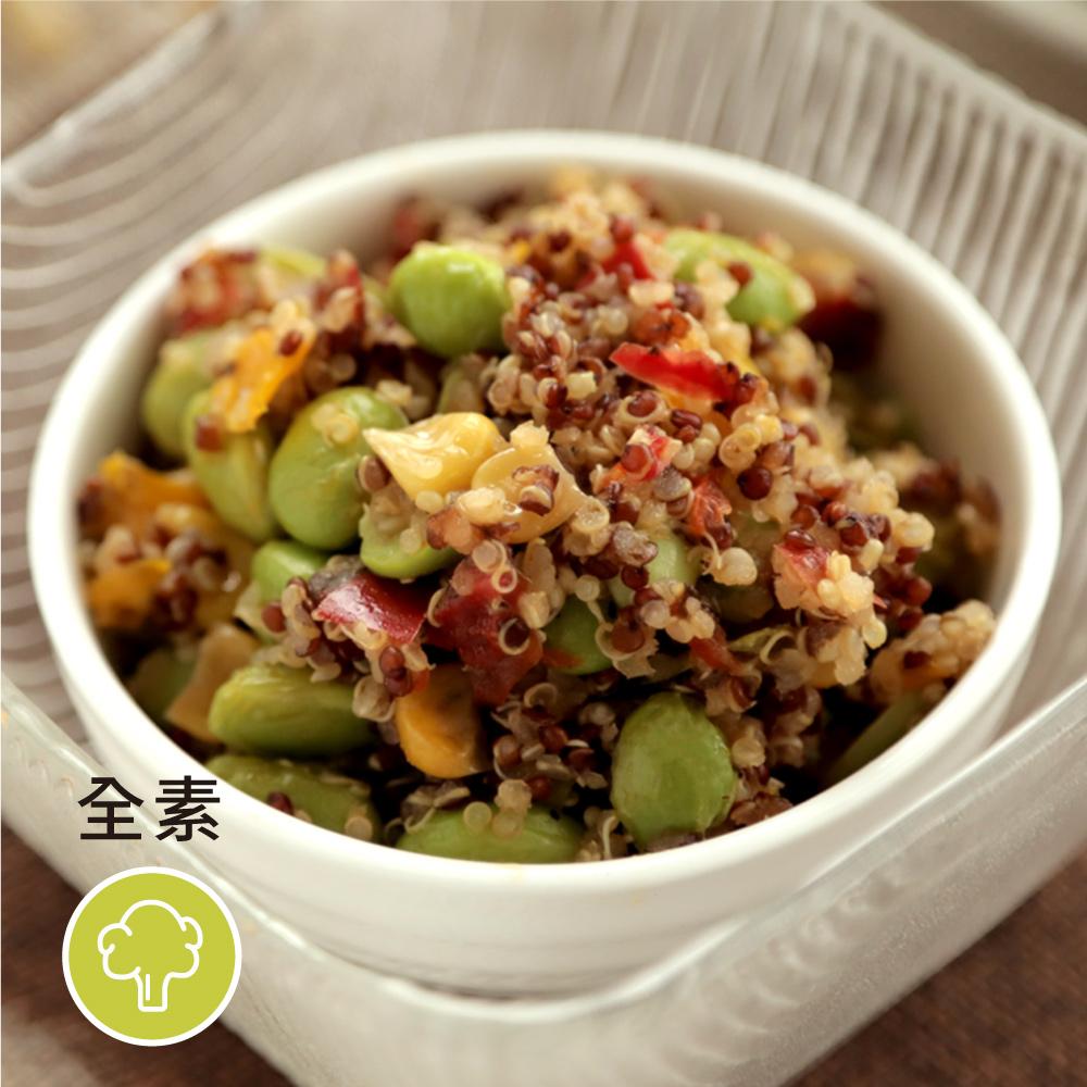 [蘭揚]黃金藜麥毛豆  (200g)