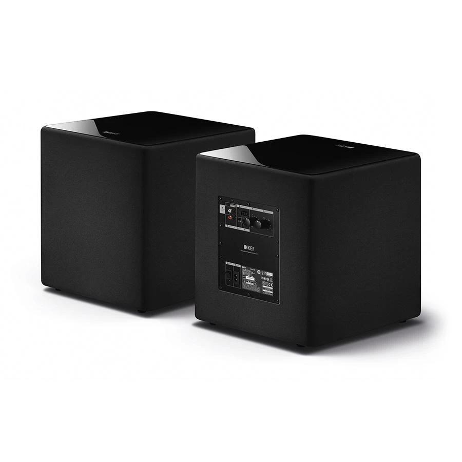KEF 英國 超重低音揚聲器 喇叭 KUBE8B/KUBE10B/KUBE12B 公司貨