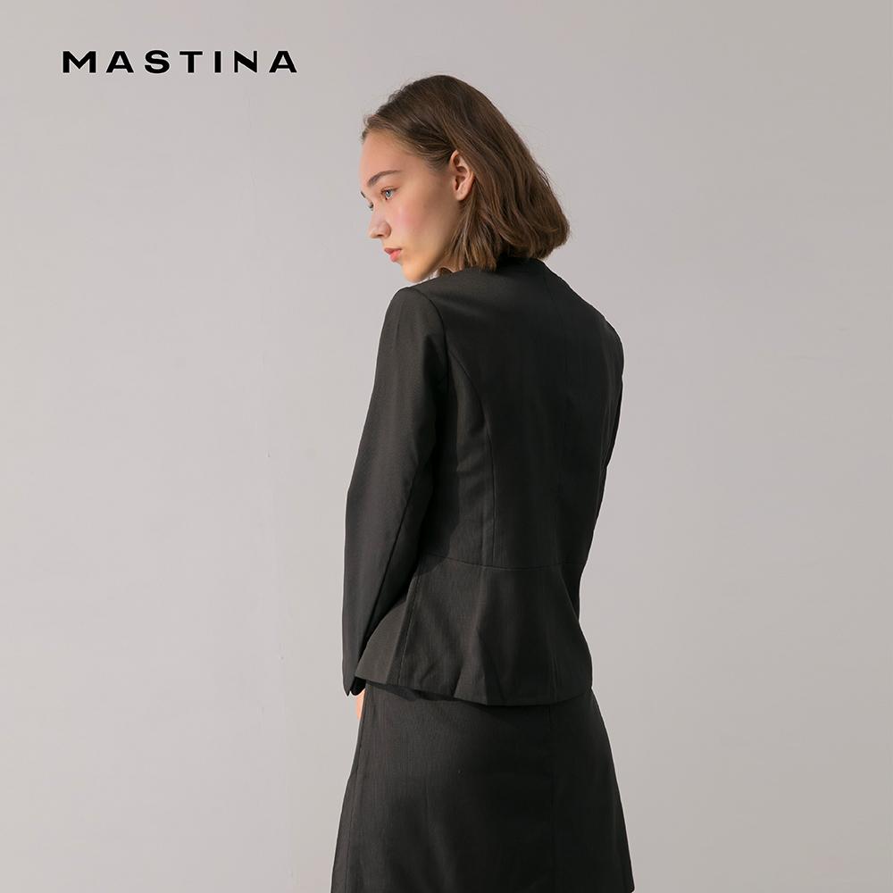 母親節全館$999免運 ▶【MASTINA】簡約修身西裝-女長袖外套(二色/版型適中)