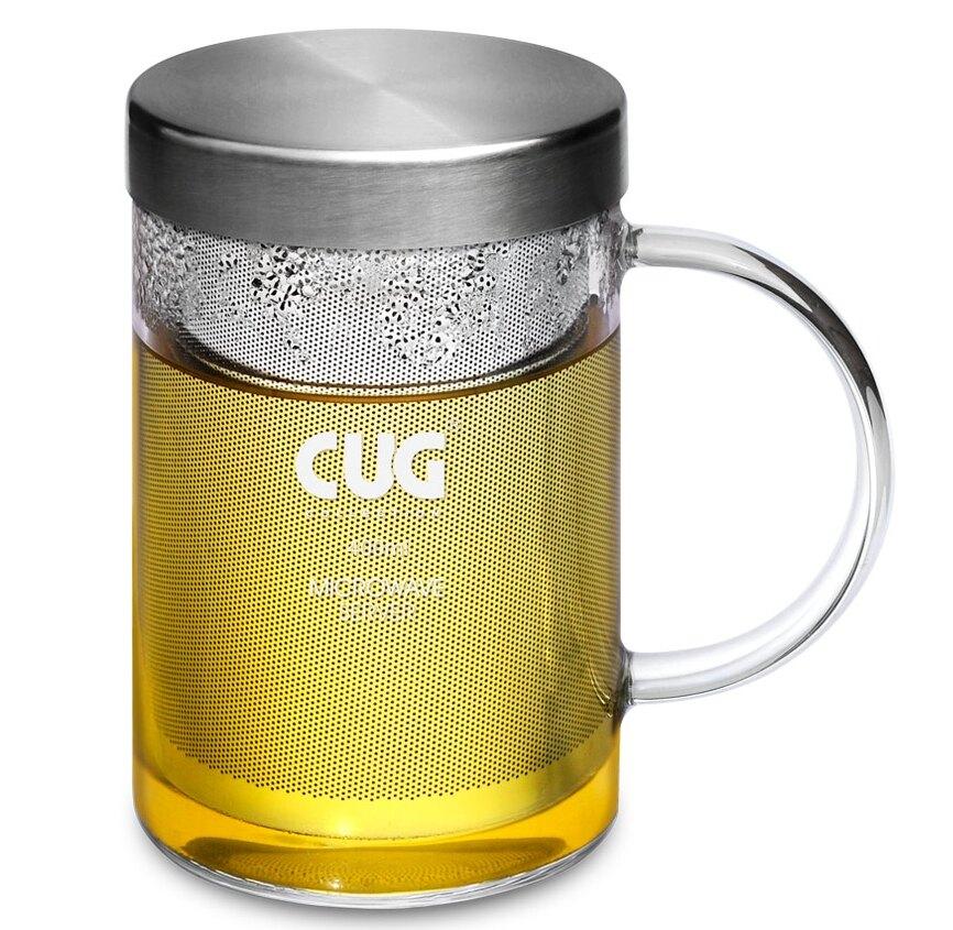 金時代書香咖啡 CUG 隨手泡泡茶 400ml CUG-TE301