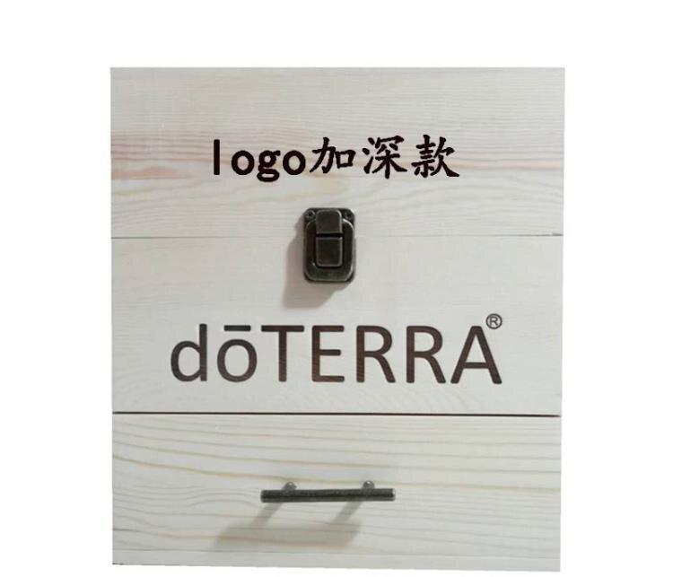 精油盒特價三層精油儲存多特瑞精油收納時尚天然高檔精油包裝盒木箱 智慧e家