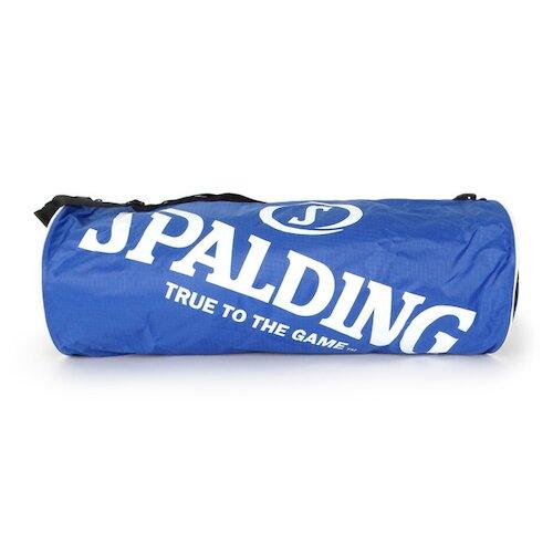 Spalding [SPB5314N65] 行李袋 球袋 三顆裝 運動 休閒 籃球 足球 排球 側背 手提 藍