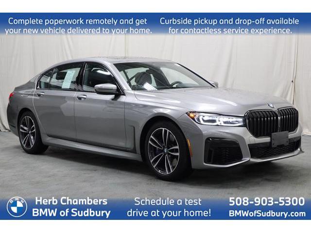 [訂金賣場] 2021 BMW 740i xDrive