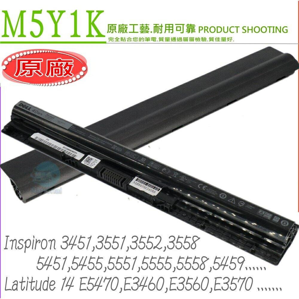 DELL M5Y1K 電池(原廠)-戴爾 Latitude 14(E5470) SKL-H,14(E5470) SKL-U,V3458,3460,3470,3560,3570, Vostro 3458