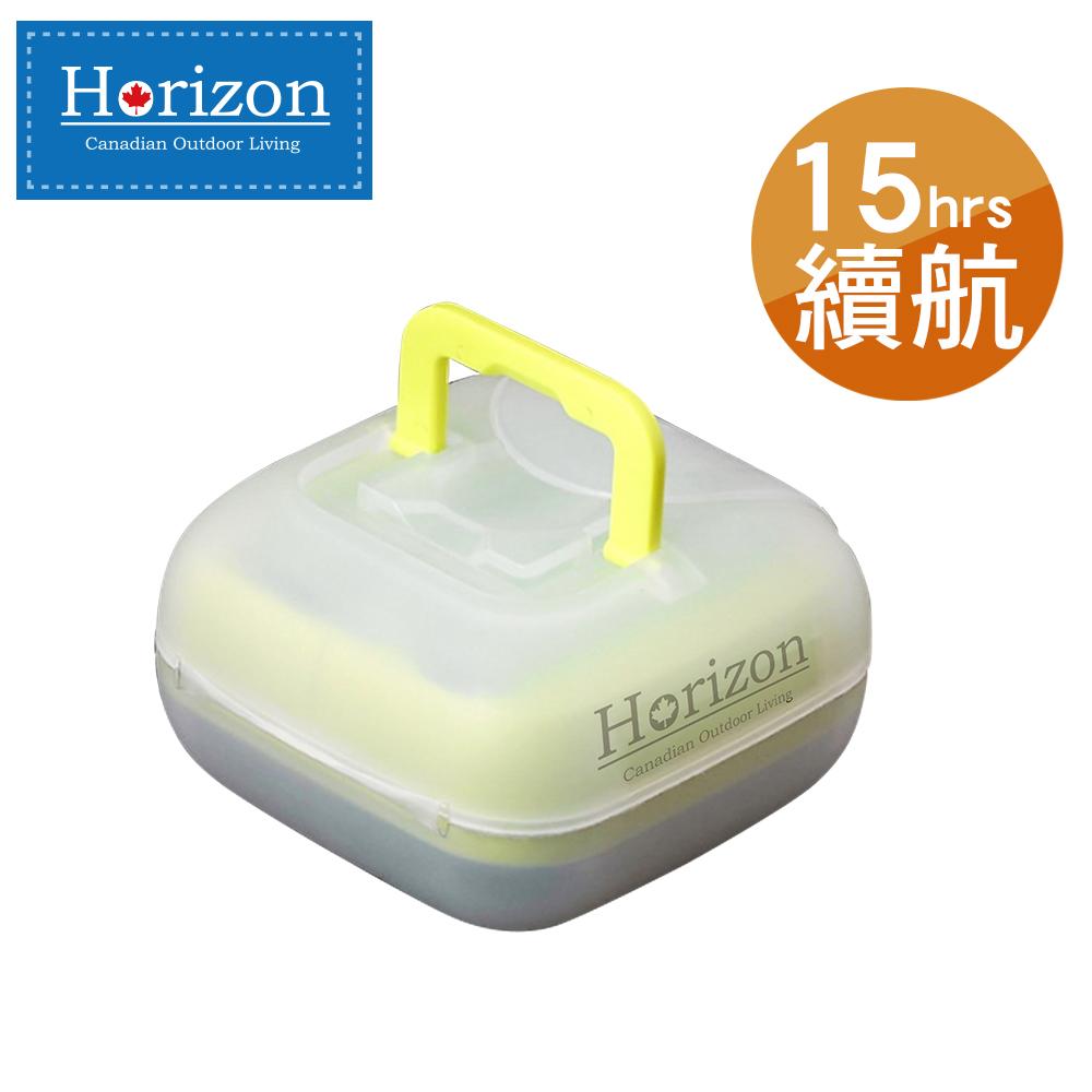 【Horizon 天際線】LED高亮度迷你戶外露營燈/隨身小夜燈