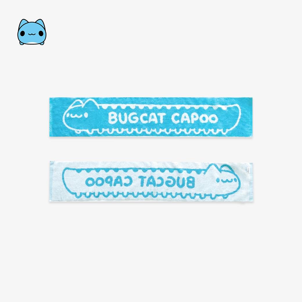 咖波_運動毛巾-貓貓貓蟲