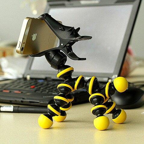 手機支架創意小馬床頭上卡扣式桌面座辦公室懶人車載可愛萬能通用   聖誕節全館免運/可開發票