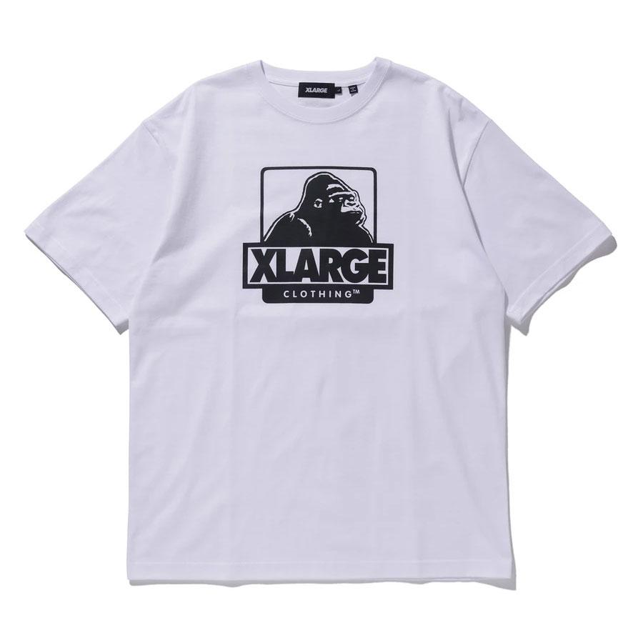 XLARGE - OG S/S TEE 短T (WHITE 白色)
