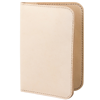 IVAN DIY材料包/羅素護照套/本色44121-20