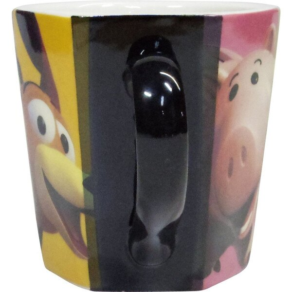 15070900007 \t六邊馬克杯-TOYS全人物  迪士尼 玩具總動員 TOY  杯子 真愛日本
