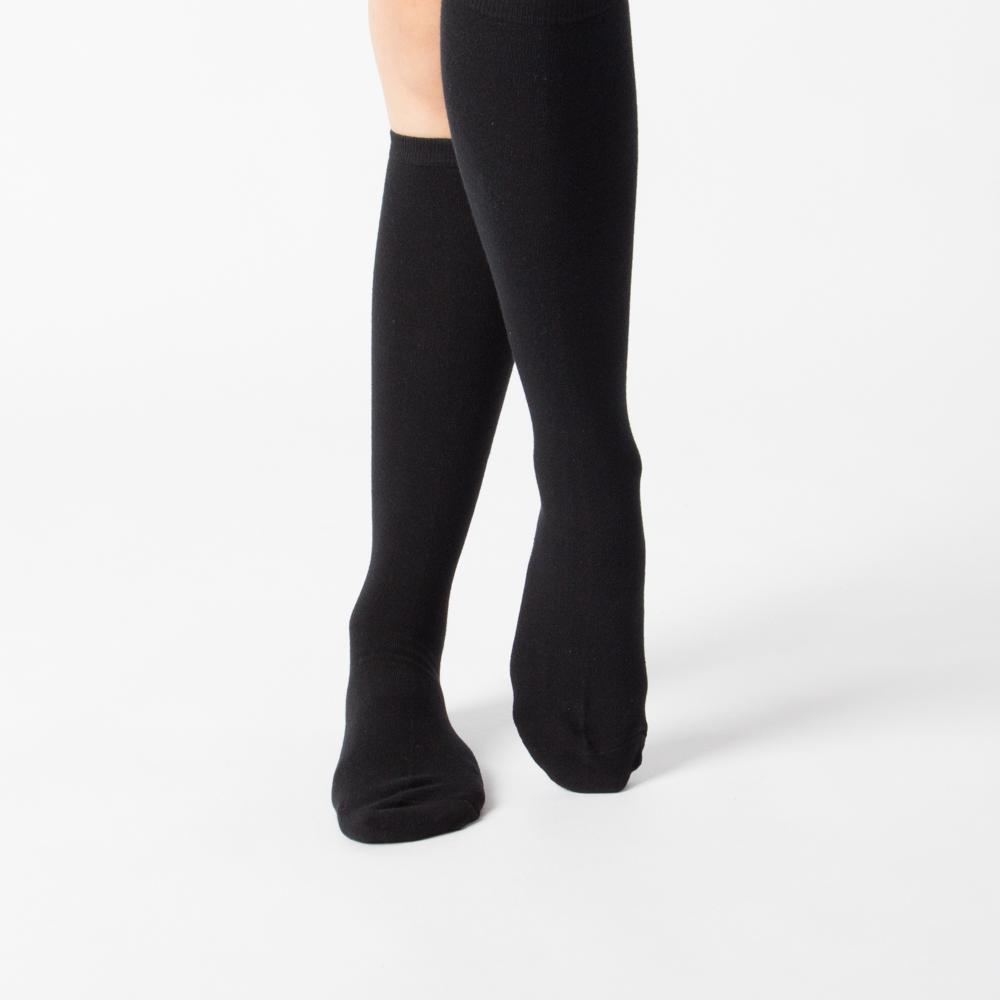 膝下襪-黑色 (商品編號:S0501211)