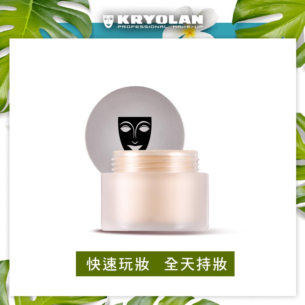 KRYOLAN HD柔焦賴床粉底30ml