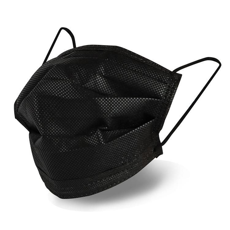 ★新品上市★格安德GRANDE 雙鋼印醫用彩色口罩50入/包(成人平面黑色),