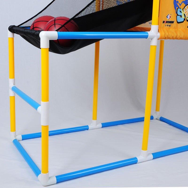 計分投籃機 少年強 自動記分投籃機 投籃架 運動 投籃游戲 兒童籃球架『CM45400』