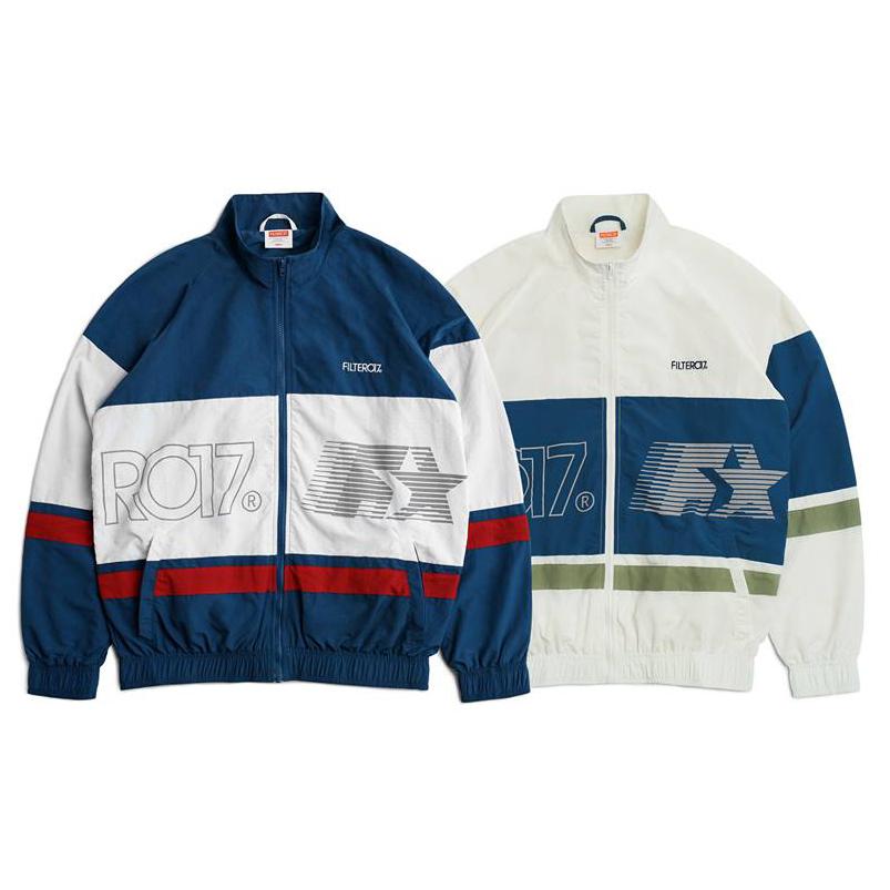 Filter017 - Speedy Star Reflective Vintage Sport Jacket 速度星反光復古 運動外套 (兩色)
