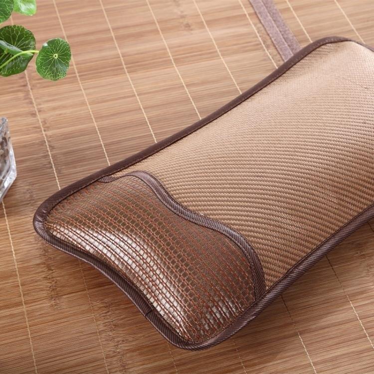 夏季茶香枕 夏天 夏涼枕頭冰絲涼枕枕頭涼席枕芯 西城 【簡約家】