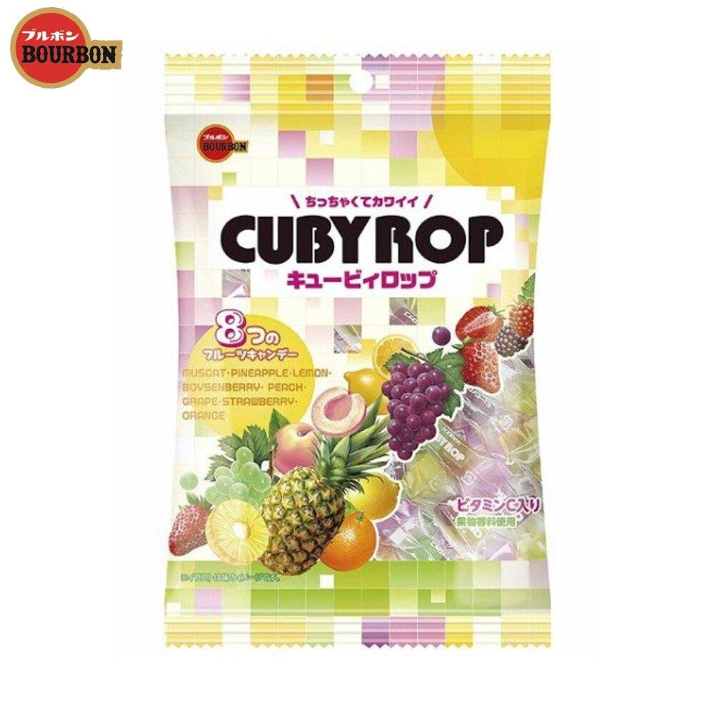 北日本八種類水果糖-112g包