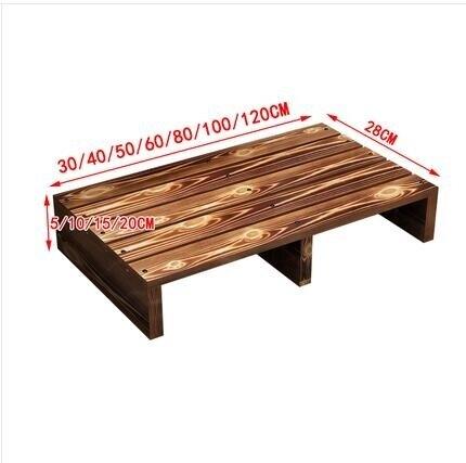 實木放腳架擱腳架實木腳踏板墊腳凳踏腳辦公桌擱腳凳擱腳板