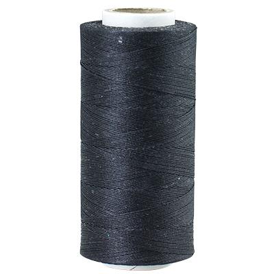 IVAN 細手縫蠟線黑色(245M)1206-11