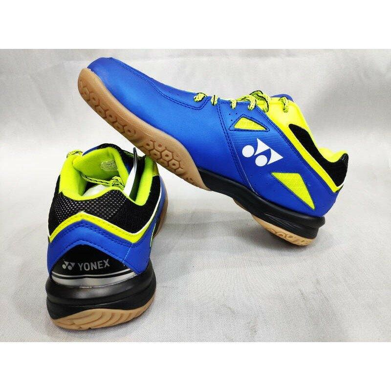 [大自在體育用品]YONEX YY羽球鞋 26.5~28.5CM POWER CUSHIONWIDE SHB-36WEX