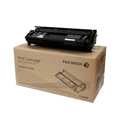 FUJI XEROX 原廠高容量黑色碳粉匣 / 箱 CT350936
