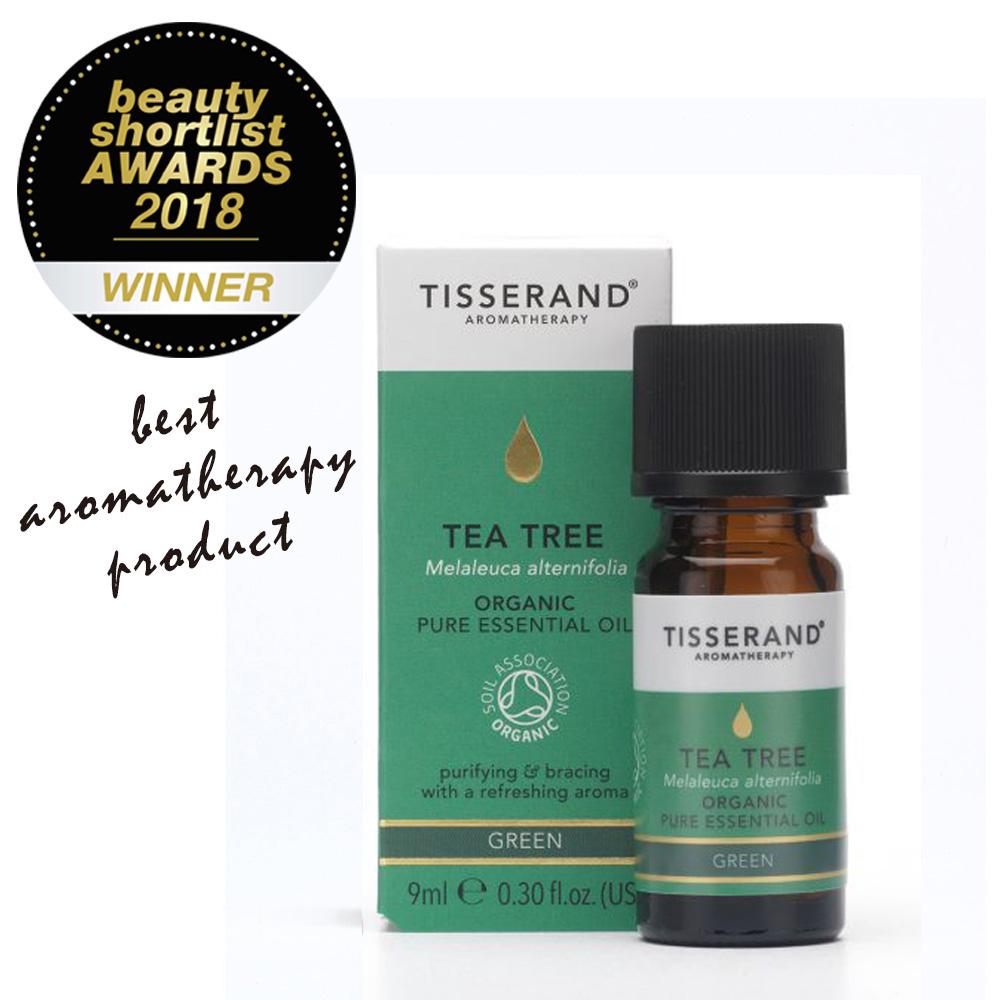 【茶樹9ML(有機)單方純精油】TEA TREE ORGANIC PURE ESSENTIAL OIL