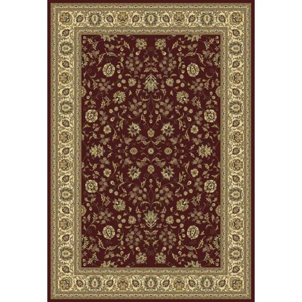 范登伯格 芭比人造絲質地毯-千紅-140x190cm